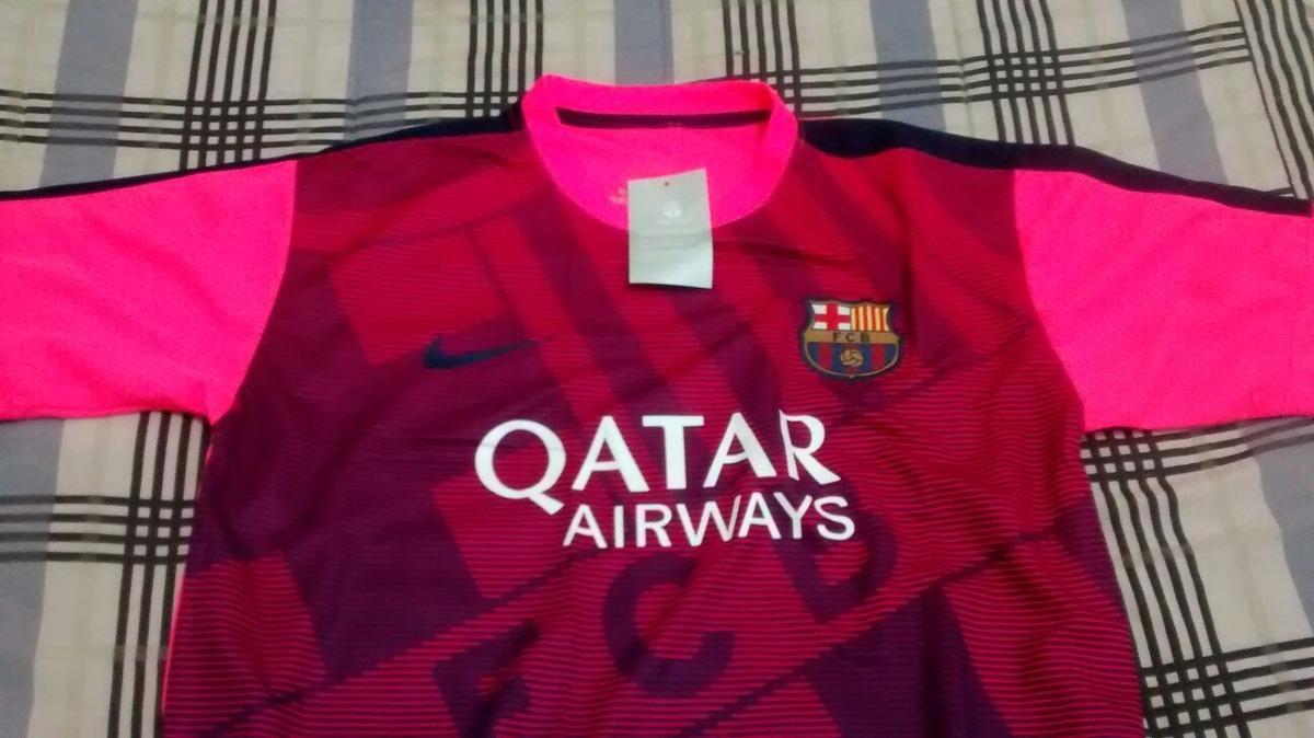 6ae81531f7 camisa barcelona (treino). Carregando zoom.