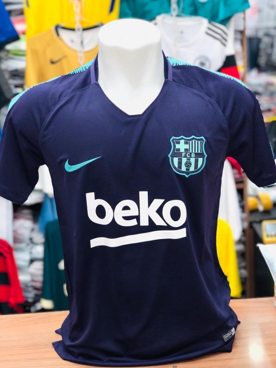 a63dab1a35 camisa barcelona treino beko azul 18-19 ( pronta entrega ). Carregando zoom.