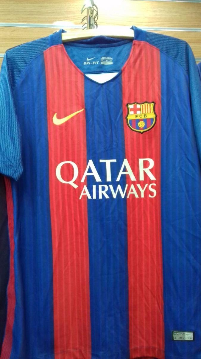 de09d21ffa161 camisa barcelona - uniforme 1 - 2016   2017. Carregando zoom.