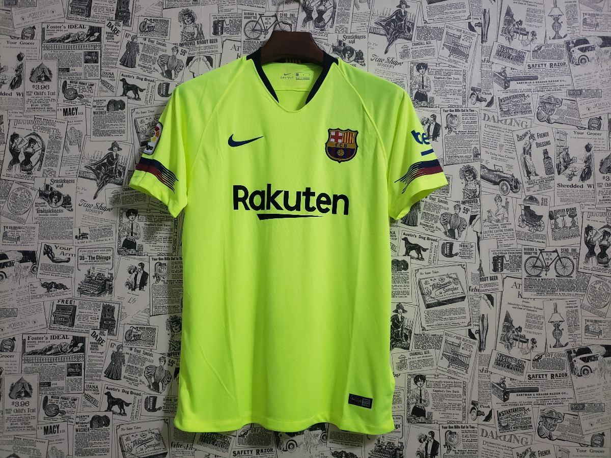 Camisa Barcelona - Uniforme 2 - 18 19 Original - R  134 1426deb3c6896