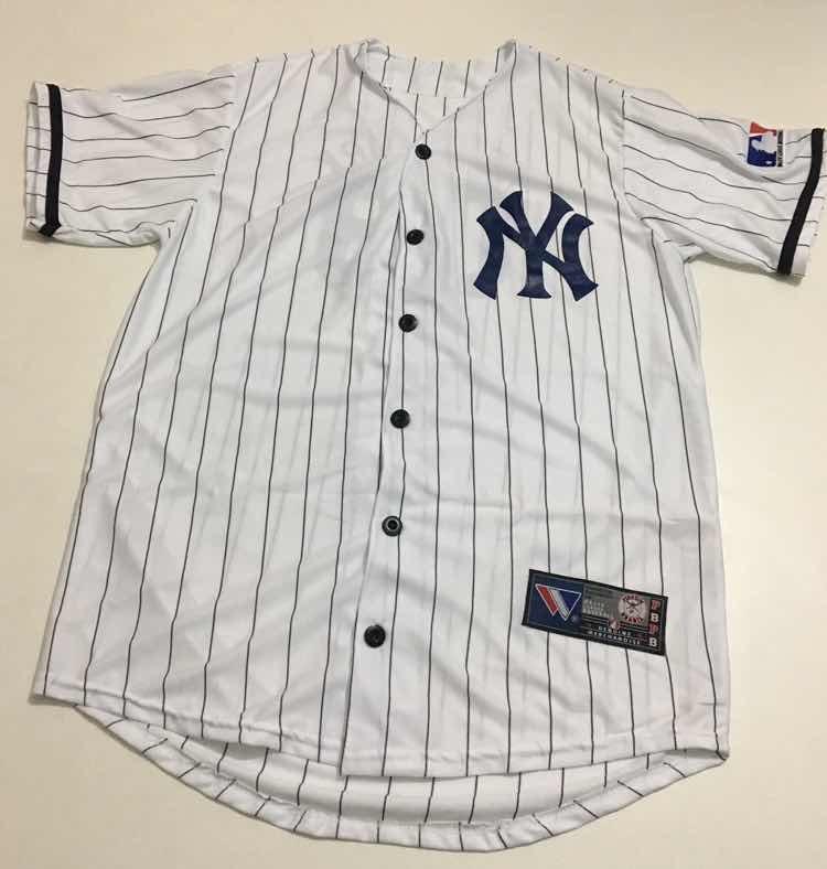 a88cf0490c Camisa Baseball Manga Curta De Botão - R  75