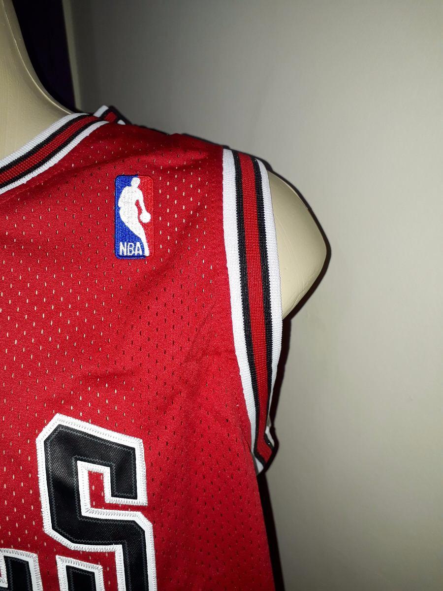 d8554de9c3 Camisa Basquete Chicago Bulls Pippen Promoção R  95