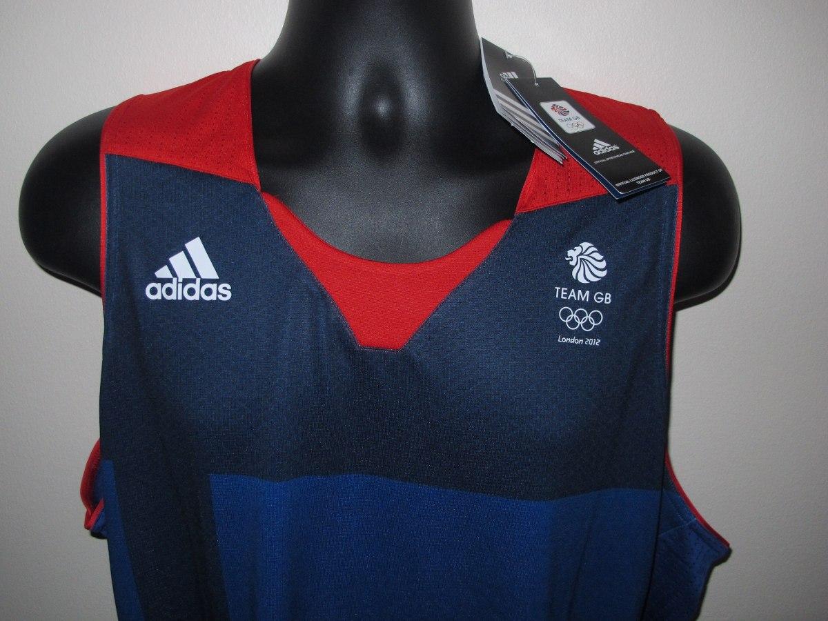 4b54deae5 camisa basquete seleção britânica adidas nba. Carregando zoom.