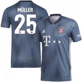4a64b6fce83 Camisa Bayern De Munique Thomas Muller no Mercado Livre Brasil