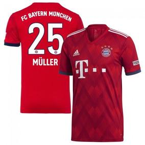 20be40ab400 Camisa Bayern Munique Alemanha Importada Melhor Preço Linda! - Futebol no  Mercado Livre Brasil