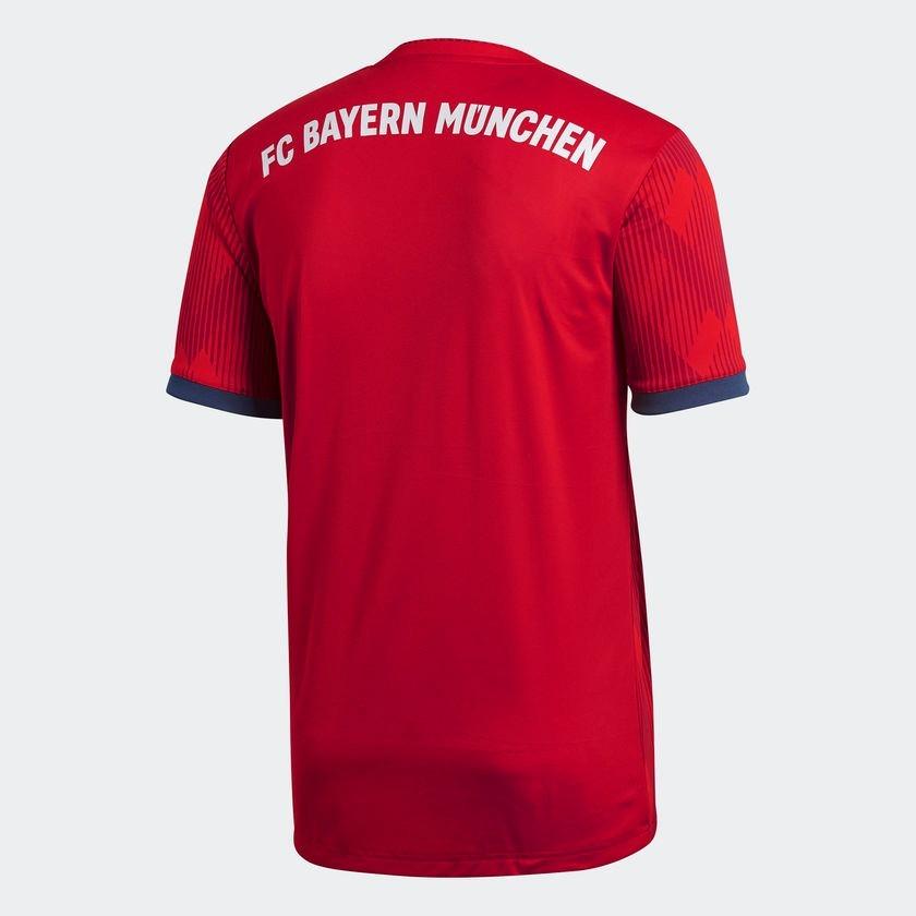 d889db01e0 Camisa Bayern De Munique 18 19 S nº Oficial Torcedor adidas - R  125 ...