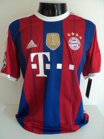 fa130934f98c6 Camisa Bayern De Munique Infantil Tamanho 14 - Camisas de Futebol com Ofertas  Incríveis no Mercado Livre Brasil