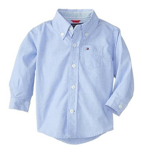 camisa bebe niño tommy hilfiger talla 2 bautizo cumpleaños
