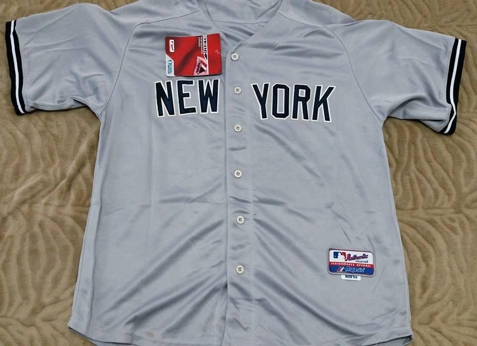 2e63759e23b12 camisa beisebol baseball mlb new york yankees nº 5. Carregando zoom.