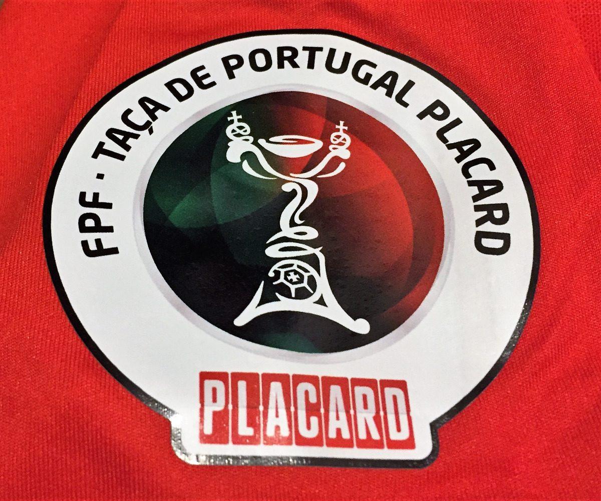 98c2a3a2c6576 camisa benfica final taça de portugal 2017 completa. Carregando zoom.