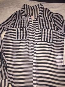 63674905b Saco Bershka Mujer Camisas - Ropa, Bolsas y Calzado en Mercado Libre ...