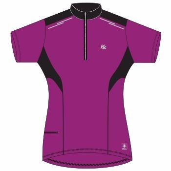 camisa bike ciclismo proteção solar uv fps50 kanxa feminino