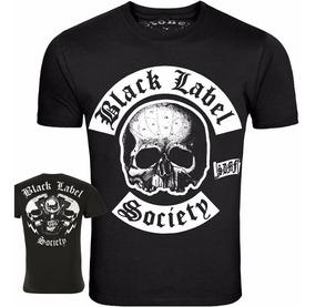 204bd71099 Camiseta Black Label Society - Calçados, Roupas e Bolsas com o Melhores  Preços no Mercado Livre Brasil