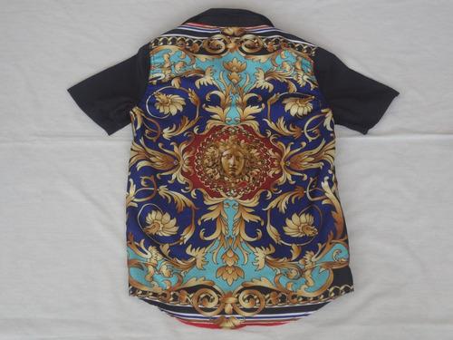 camisa black smith talla small #00003