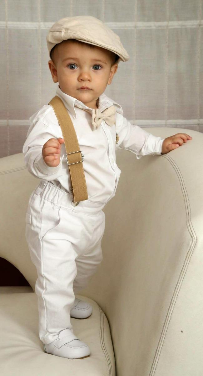 2d60ee2e0 camisa blanca body bebé niño conjunto de bautismo cortejo. Cargando zoom.