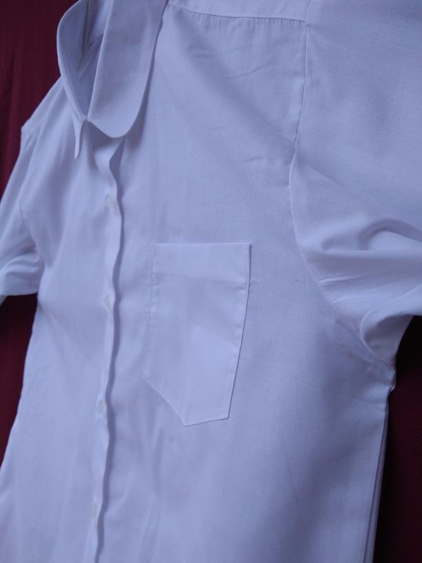 2a1350df8 camisa blanca manga larga para niña. camisa talle 16. Cargando zoom.