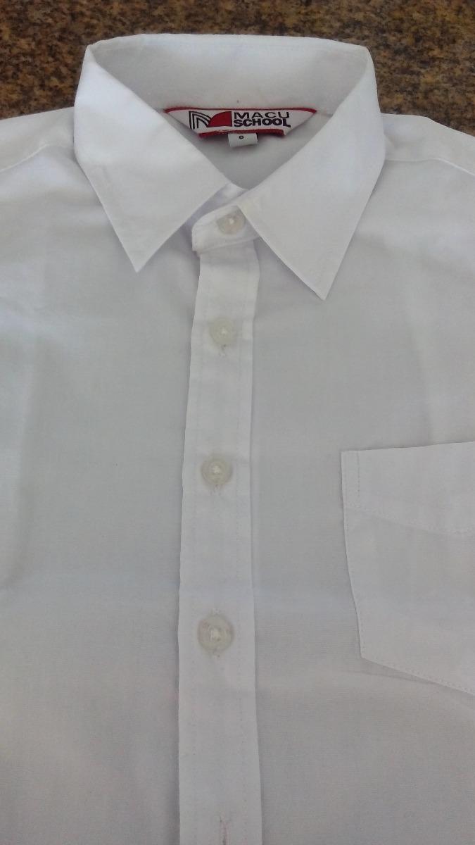 de58b551ef17d camisa blanca para colegio nueva. Cargando zoom.