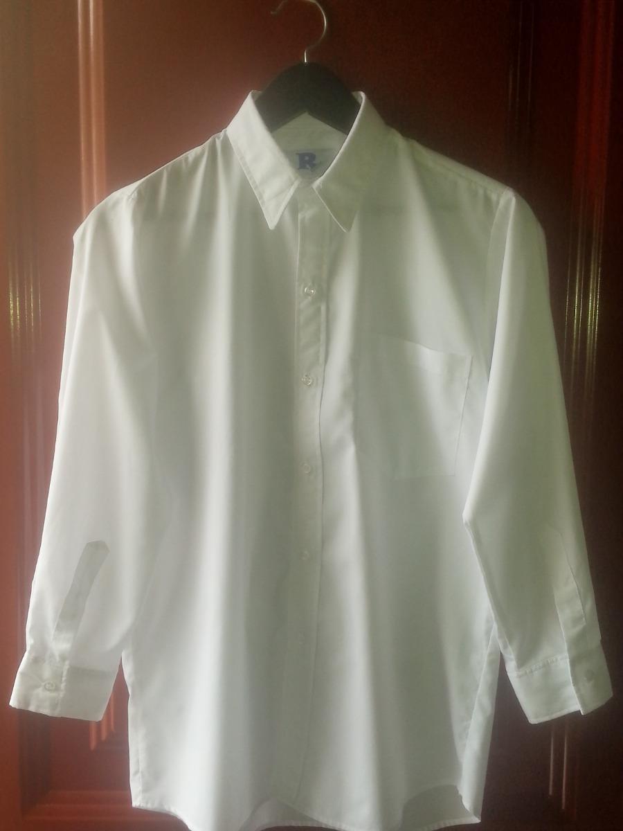 ba6d661cc camisa blanca talle 16. Cargando zoom.
