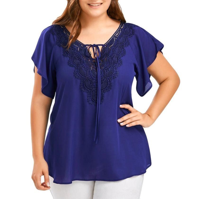 df6151091 camisa blusa bata feminina social plus size cores bordado. Carregando zoom.