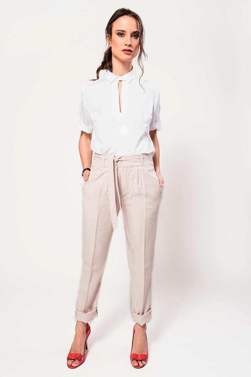 f68ff5eafedb0 camisa blusa blanca rayon satinado giacca. Cargando zoom.