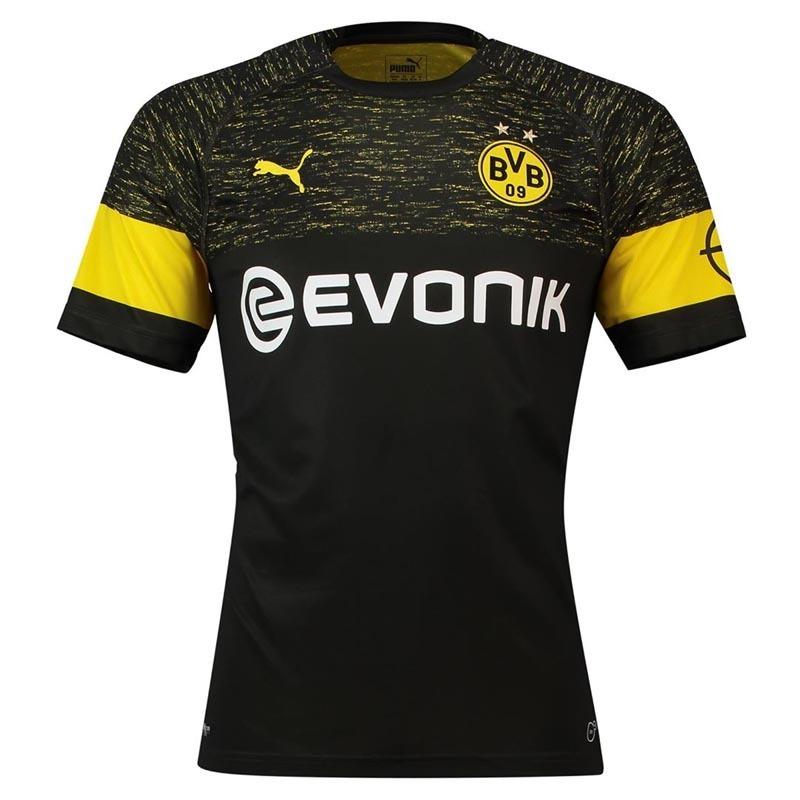 Camisa Blusa Borussia Dotmund Adulto Original 2018 - R  144 30c358a9b95ca