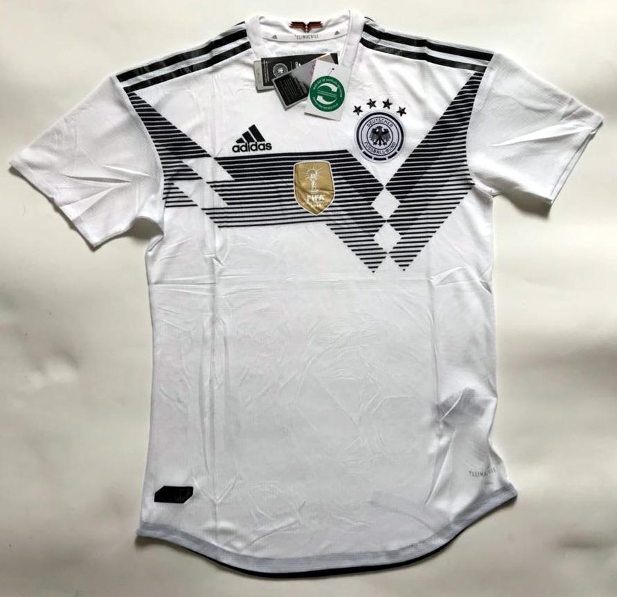d9703b90f2ff8 camisa blusa camiseta adulto seleção alemanha jogador 2018. Carregando zoom.