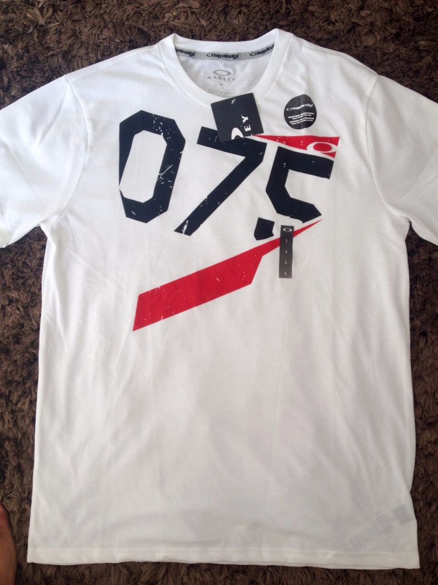 Camisa, Blusa, Camiseta Oakley Hidrolix (100% Original). - R  116,90 ... 32bbe9c18e