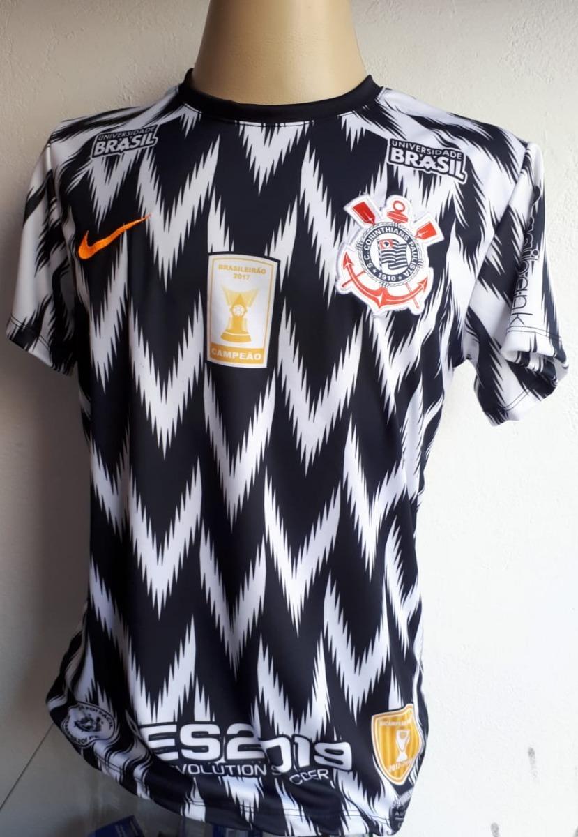 camisa blusa camiseta time futebol corinthians masculino. Carregando zoom. 51bb2b0775d52