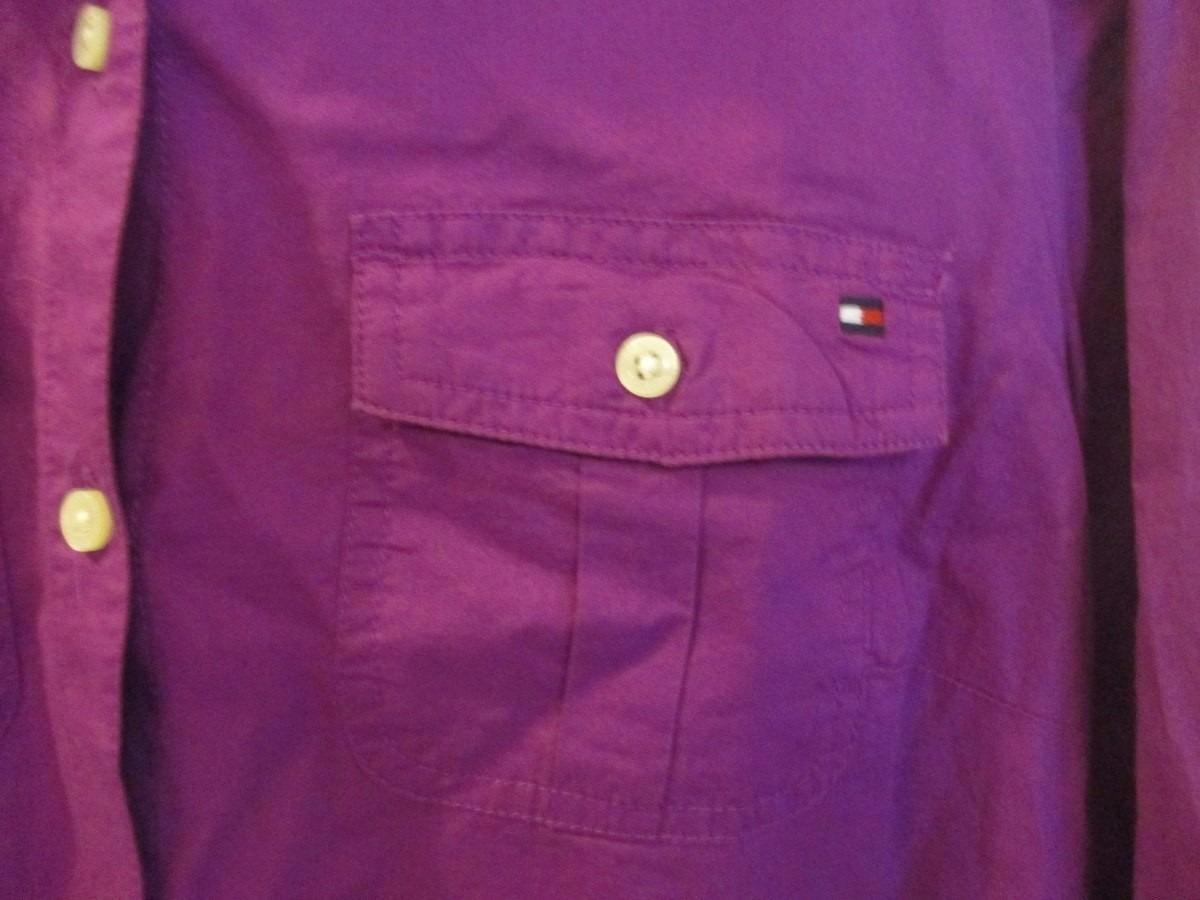 cd818bd416e camisa blusa para mujer marca tommy hilfiger. Cargando zoom.
