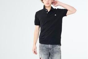 e9a3369589 Camisa Blusa Polo Aeropostale Manga Curta Excelente Caimento