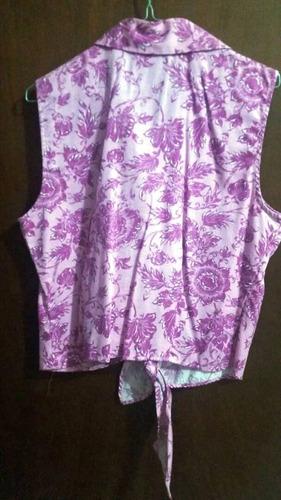 camisa blusa style & co talla 8