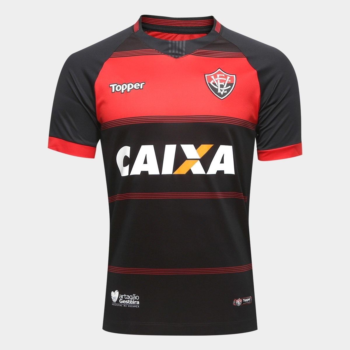 Camisa Blusa Time Futebol Vitória Da Bahia Adulto 2018 - R  149 a5f5dad78670f