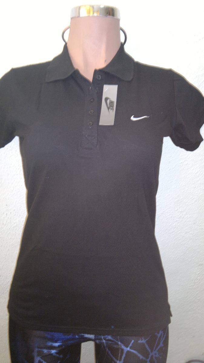 740df531a0ea8 Camisa Blusa Tipo Polo Nike Color Negro Slim Fit -   399.00 en ...