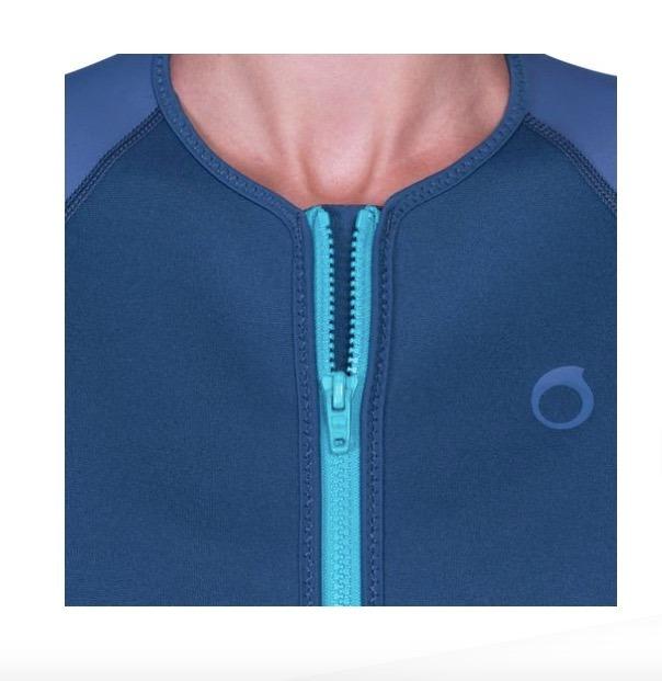 9ece8e582 Camisa Blusa Top Feminina Mergulho Neoprene 1