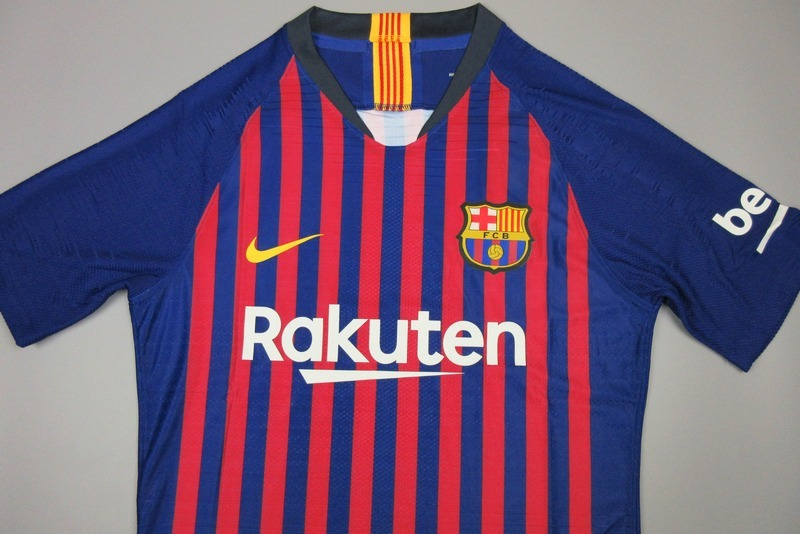 camisa blusa treino barcelona modelo jogador player 2018. Carregando zoom. 471f8c11d1c