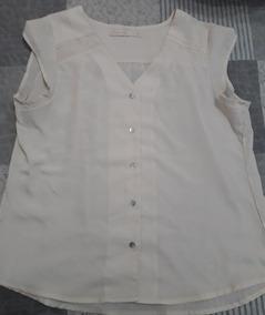 5255ce5b3 Blusa Zara - Blusas de Mujer Beige, Usado en Mercado Libre Argentina