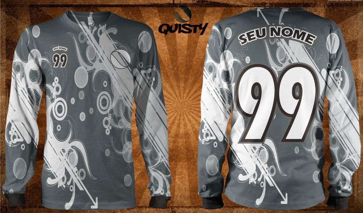 879b2ff90cc2c camisa bmx   mtb quisty arte seta personalize nome e nº. Carregando zoom.