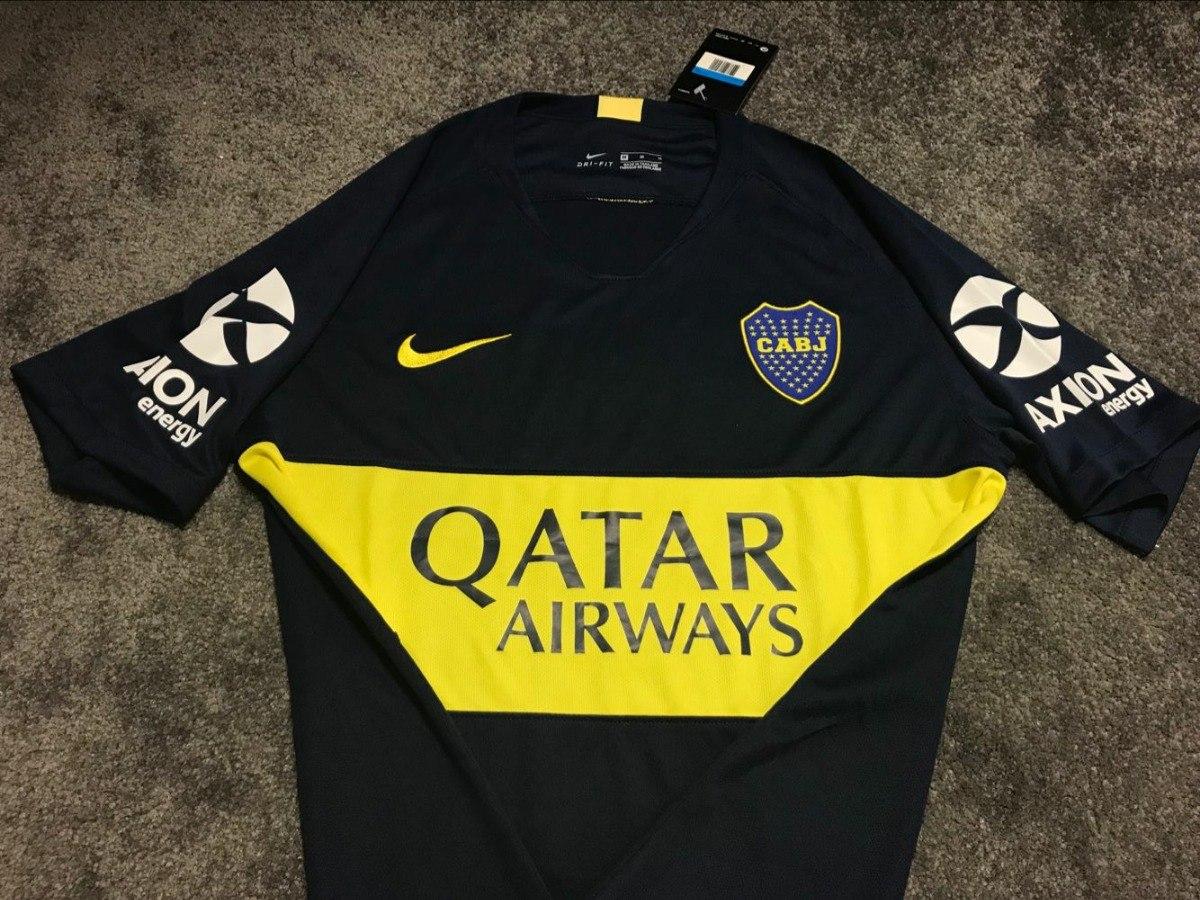 9feaaaee9f camisa boca juniors - 2018/2019 - personalizada - patch. Carregando zoom.