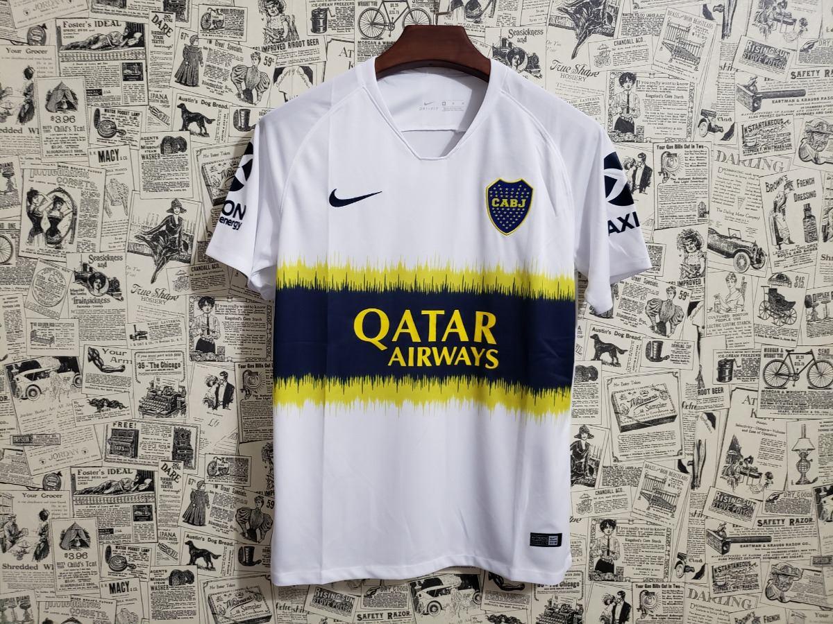 Camisa Boca Júniors Nike 2018 S n Oficial Torcedor Masculina - R ... 5250ed9c58d06