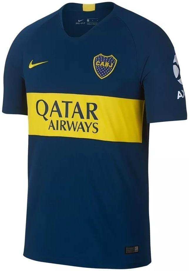 camisa boca juniors uniforme 1 2018 2019 frete grátis. Carregando zoom. 758e5439386b3