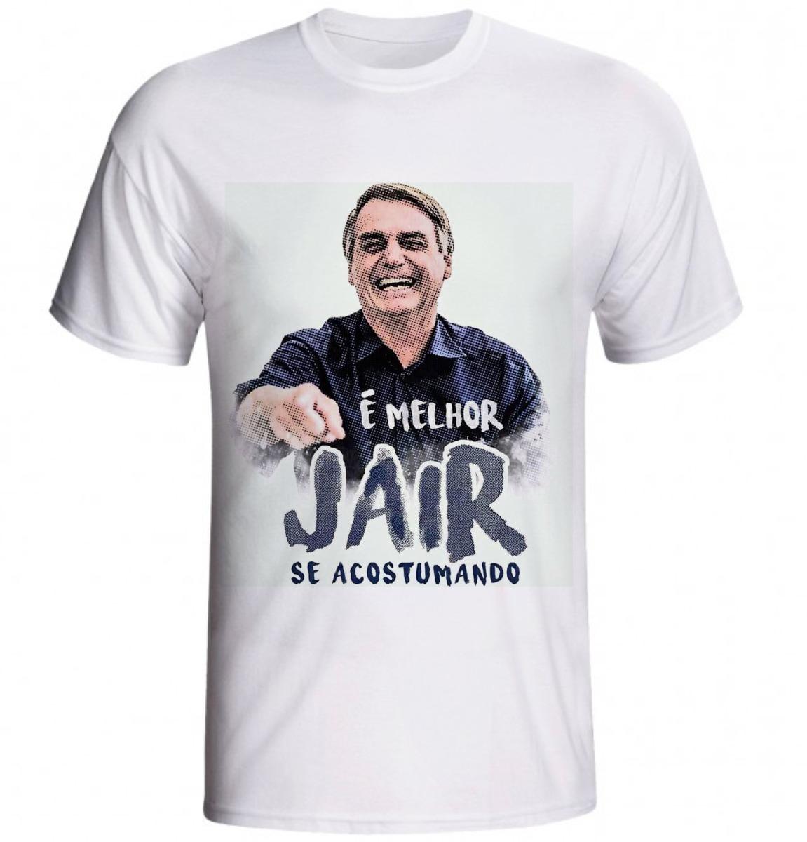 676bbf7df0 camisa bolsonaro presidente 2018. Carregando zoom.