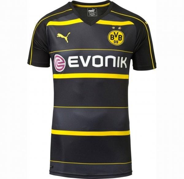 825c59290 Camisa Borussia Dortmund 2016 2017 - Frete Grátis - R  119