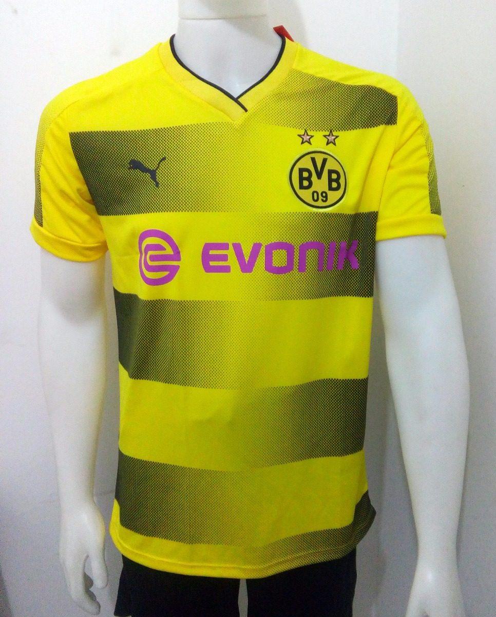 camisa borussia dortmund 2017-2018 supporter torcedor. Carregando zoom. e997c35370532