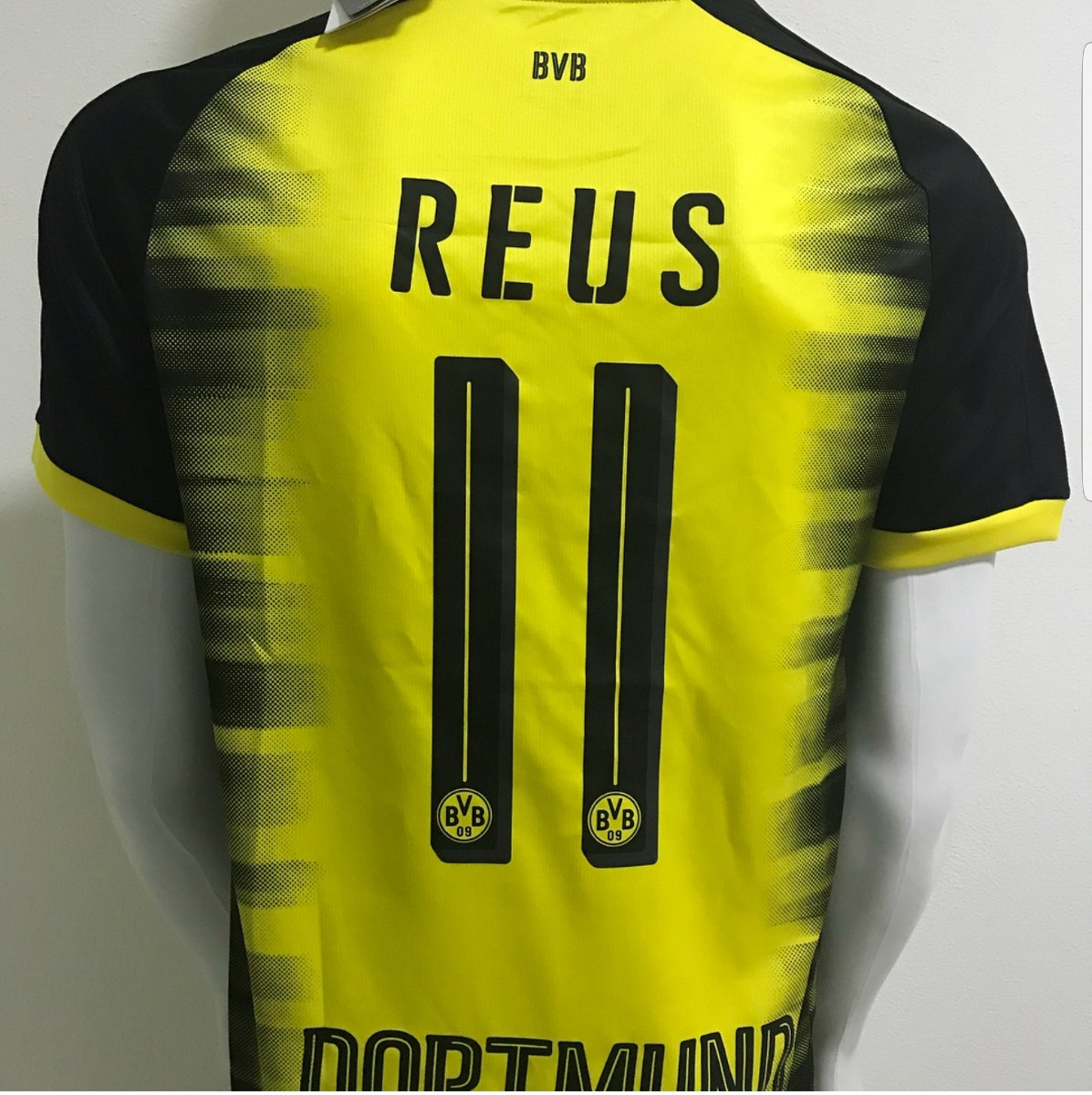 035ff8965 Camisa Borussia Dortmund - Reus 11 - 2017 2018 - R  70