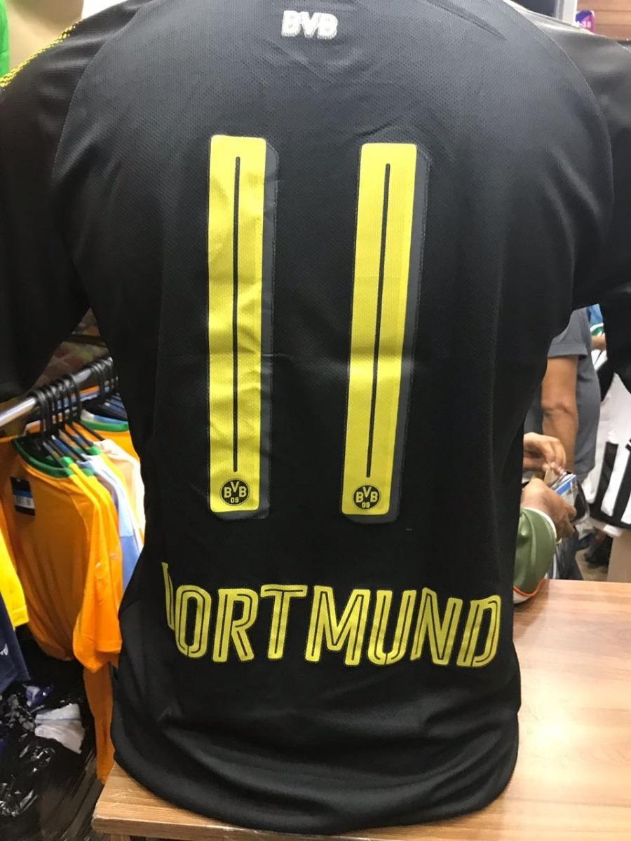 Camisa Do Borussia Dortmund I I 2017 2018 - R  59 28c6688573a54