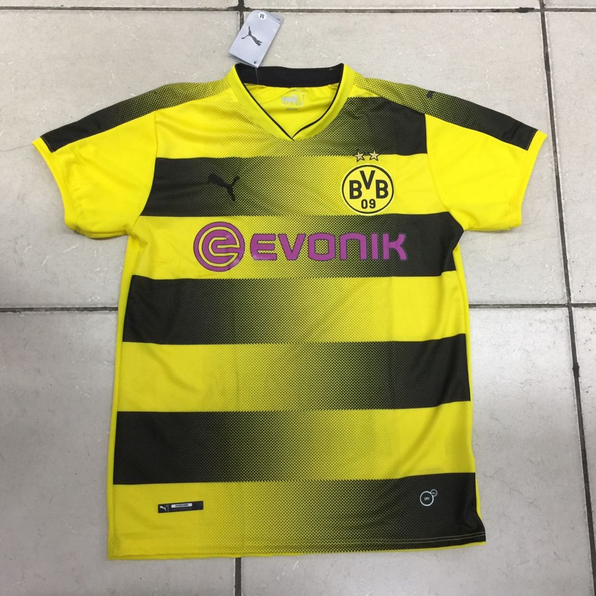 Nova Camisa Puma Borussia Dortmund 2017 2018 - R  75 ca84b9b9163ca
