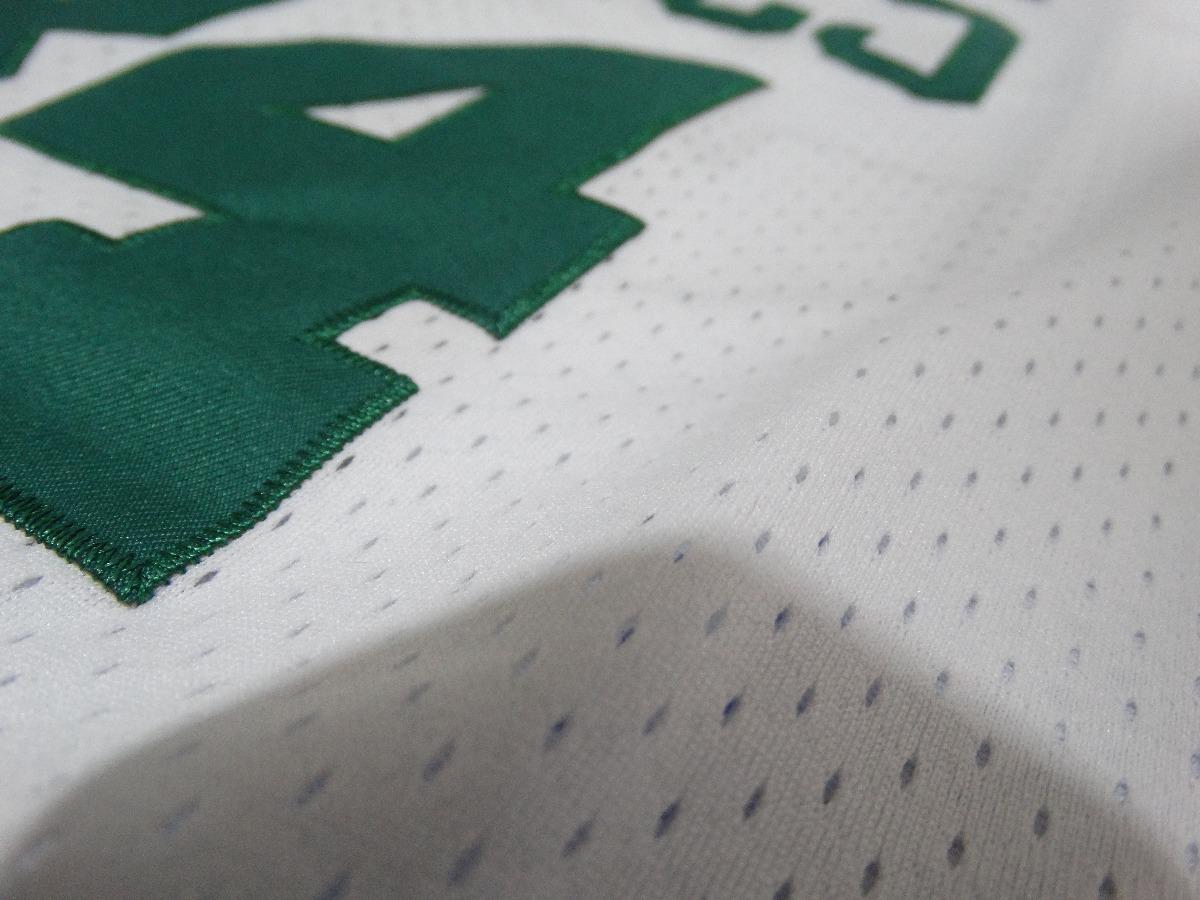 8ca207d1f camisa boston celtics paul pierce branco retro. Carregando zoom.