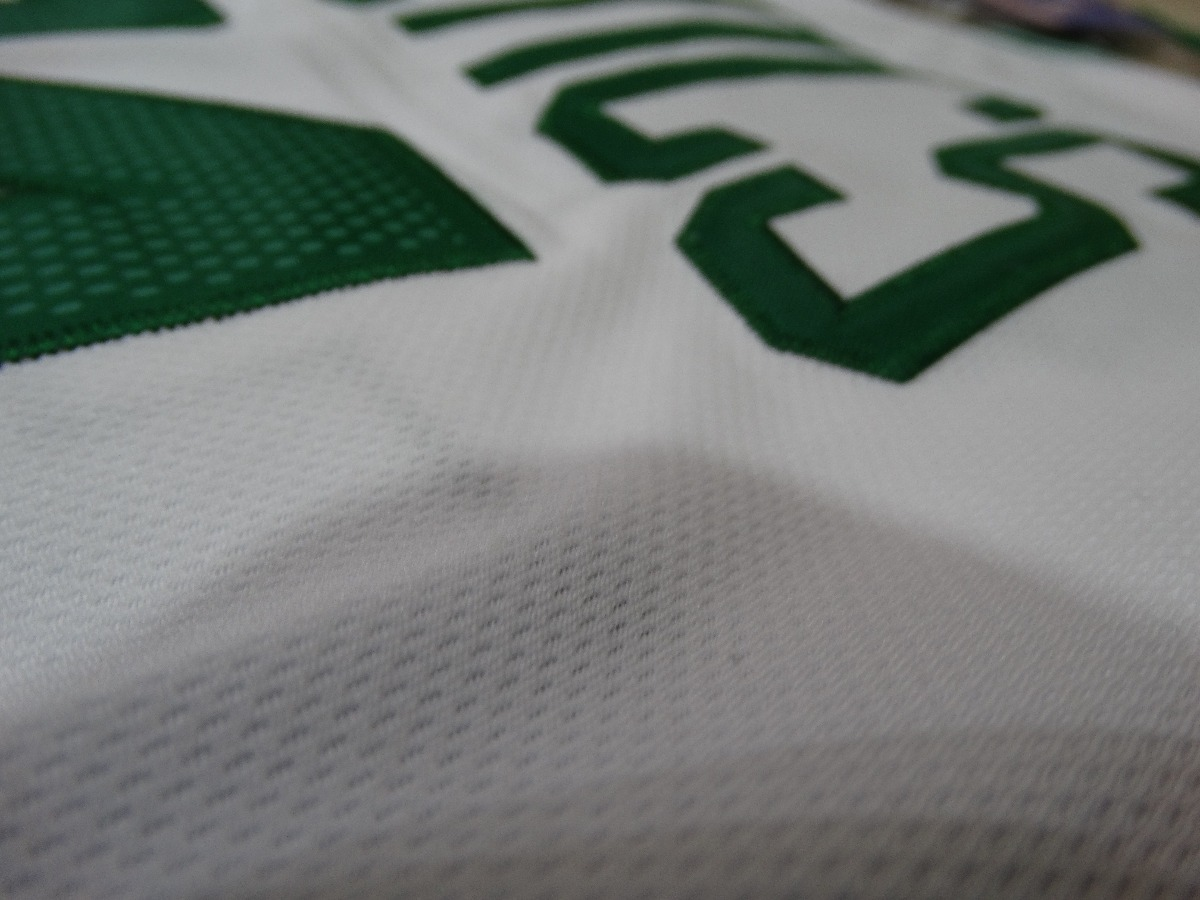 14d07c351 camisa boston celtics paul pierce branco swingman. Carregando zoom.