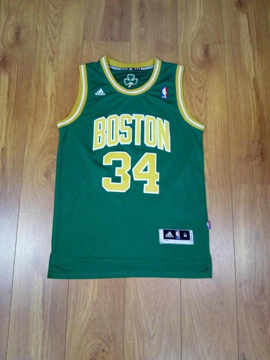 pretty nice 1b908 f74d4 Camisa Boston Celtics Paul Pierce Nba Jersey