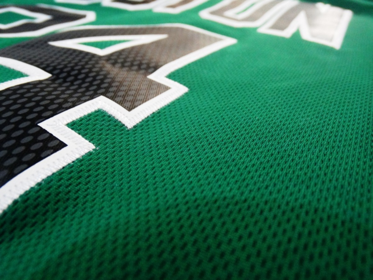2468d028b camisa boston celtics paul pierce verde com preto. Carregando zoom.
